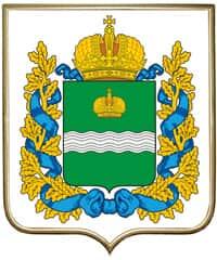 Gerb Kaluzhskaja oblast
